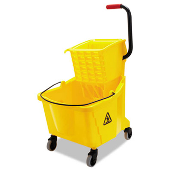 Mop Bucket Combo With Side Press